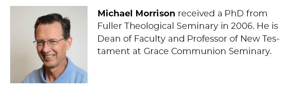 Michael Morrison