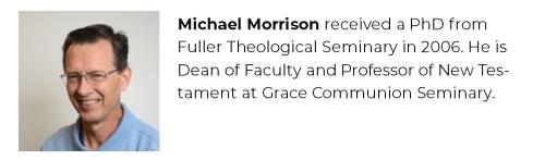 Michael Morrison, PhD