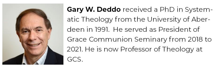 Gary W. Deddo